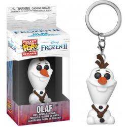 Disney Frost Frozen Figur Vinyl Funko Pop Keyring Nyckelring OLO