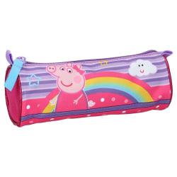 ZTR Pyssel Pennfodral Pennfack Peppa Pig Greta Gris rosa 20cm
