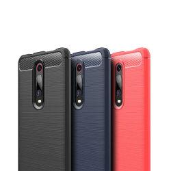 Stöttåligt Armor Carbon TPU-skal Xiaomi Mi 9T/9T Pro - fler färg Svart