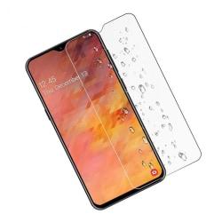 2st härdat glas till Samsung A70 Transparent