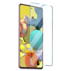 2-PACK härdat glas till Samsung A52 5G Transparent