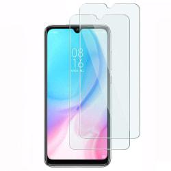 2-PACK härdat glas Xiaomi Mi A3 Transparent