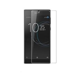 2-PACK Härdat glas Sony Xperia L1 Transparent