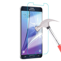 2st Samsung Galaxy S7 härdat glas Transparent