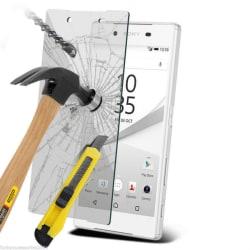2 pack härdat glas Sony Z5 Premium Transparent