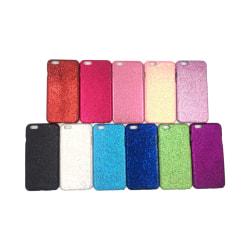 Bling Glitter iPhone 6/6S PLUS - fler färger Svart