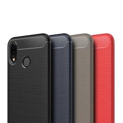 Stöttåligt Armor Carbon TPU-skal Huawei P20 Lite - fler färger Svart