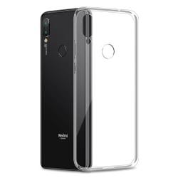 Transparent Silikon TPU-Skal till Xiaomi Mi A2 Lite Transparent