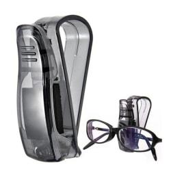 Bilhållare/Klämma för Solglasögon svart