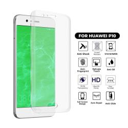 Huawei P10 Skärmskydd Skyddsplast Heltäckande transparent