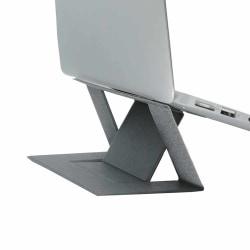 Självhäftande Laptopställ - Portabelt Ergonomiskt Laptopstativ svart