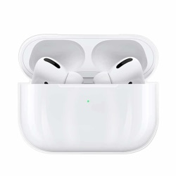 Genomskinligt Apple AirPods Pro Fodral Stötsäkert Skyddsfodral transparent