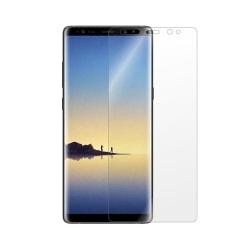 Samsung Galaxy Note 8 Skärmskydd Skyddsplast Heltäckande transparent