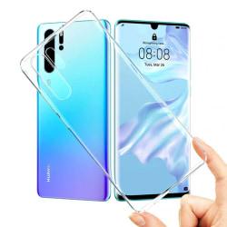Tunt Genomskinligt Mobilskal Huawei P30 Transparent transparent