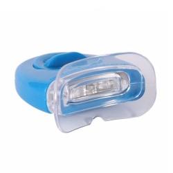 White Light LED-Tandblekning för Vitare Tänder blå