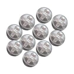 10 st RGB Ballong-lampor till Kalas Fest Party Utsmyckning