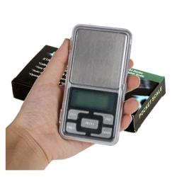 Digital Pocketvåg, Köksvåg 0.01-200g till smycken, kryddor