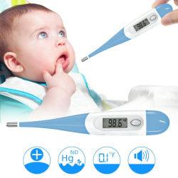 Febertermometer FLEX för munhålan, armhålan eller stjärten.