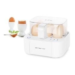 Koka ägg med Emerio Smart Talande Äggkokare