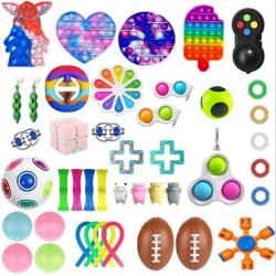 fidget toys pop it, fidget toys pack/set, 43st