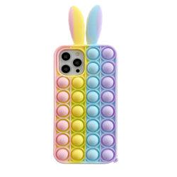 fidget toys pop it skal för iPhone X/XS