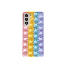 fidget toys pop it skal/mobilskal för Samsung A21