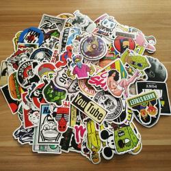Klistermärken / stickers 100 pack