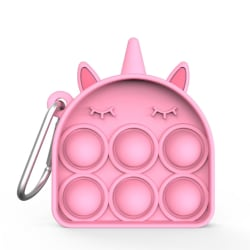 mini pop it fidget toys leksak sensory 2 st