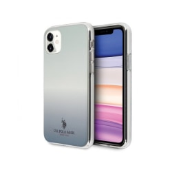 iPhone 11 • Mobilskal • US Polo • Gradient • Blå