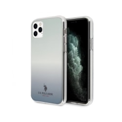 iPhone 11 Pro • Mobilskal • US Polo • Gradient • Blå