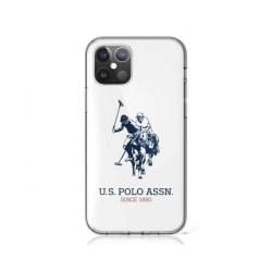 iPhone 12 mini • Mobilskal • US Polo • Glossy • Vit