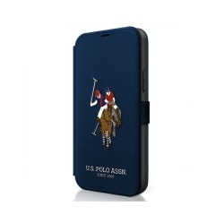 iPhone 12 Pro Max • Plånboksfordal • US Polo • Brodery Line •...