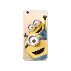 iPhone Xr • Mobilskal • Minions 015 • Transparent