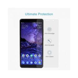 Nokia 7 Plus Displayskydd - 9H Härdat glas