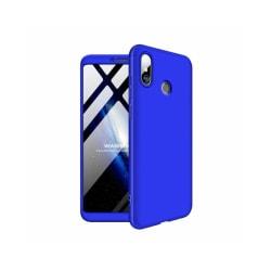 Xiaomi Mi Max 3 GKK Mobilskal - 3 delar - Blå