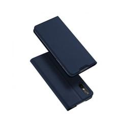 Xiaomi Redmi 9A / 9AT • Plånboksfodral • DUX DUCIS • Mörkblå...