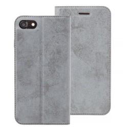 Clarino iphone 7/8 plus fodral silver