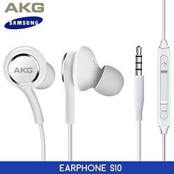 OEM Samsung  stereohörlurar 955 vit