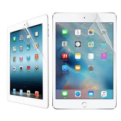 4st iPad air 2 Skärmskydd - Clear transparent