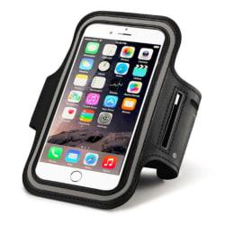 iPhone 12 mini Sportarmband svart