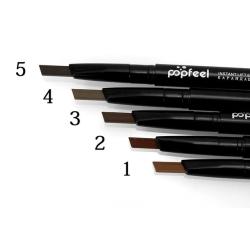 Ögonbrynspenna Svart svart 12 cm
