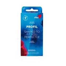 Profil kondomer - 30 pack