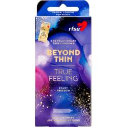 RFSU True Feeling Kondomer 8-pack