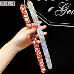 2PC pannband hårnål STIL-1 STIL-1 Style-1