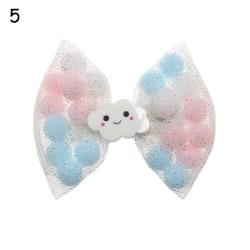 Bow Hair Clip Lollipop Headdress 5