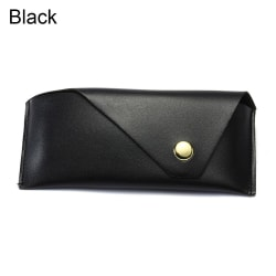 Glasögonväska Solglasögonfodral SVART black