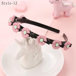 Hair Hoop Hairpin STYLE-12 STYLE-12 Style-12