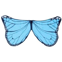 Vingar - Blå fjäril Blå