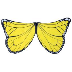 Vingar - Gul fjäril Gul