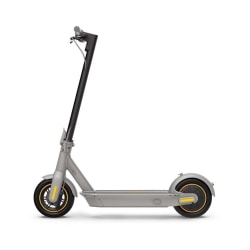 2021 Ninebot by Segway KickScooter MAX G30LP - 40km - 30km/h grå